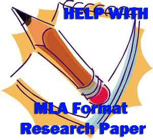 Examples of mla outline research papers